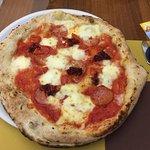 Pizza O'Vesuvio