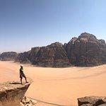 Photo of Wadi Rum Fire Camp