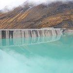 the upper dam
