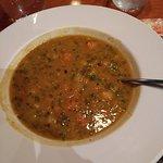 My Lentil Soup with Vegetables