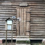 One of many historical Gullah buildings we visited.