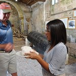 The salt mill was interesting and not over-commercialized.