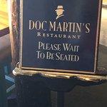 Foto di Doc Martin's Restaurant