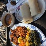 Foto de Blue Nile Cafe
