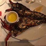 You must try the seasonal CA spiny lobster