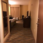 Room entrance view