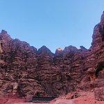 More beautiful views of Wadi Rum!