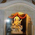 idol of Saraswathi