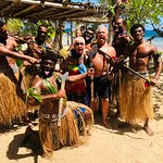 Mixing it with the FIJI people