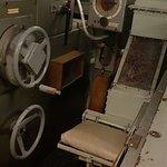 Submarine l'Espadon Foto