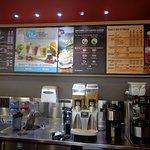 Café y cultura en el centro de la Candelaria - Bogotá.