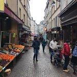 Photo de Marché de la rue Mouffetard