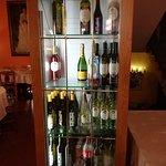 Vetrina dei vini