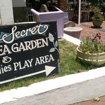 Foto de The Secret Tea Garden