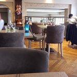 Foto de Hôtel le Bellevue restaurant