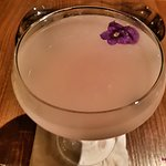 Lychee Martini coctail