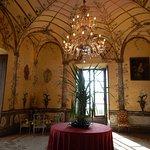 Beautiful adorned rooms