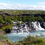 Photo of Hraunfossar