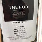 صورة فوتوغرافية لـ The Pod Cafe