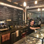 Photo de Gelato and Coffee Lab