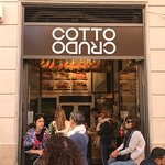 Zdjęcie Crudo Cotto e Mangiato