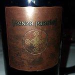 Senza Parole Wein Primitivo Salente