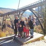 Foto van Tara Bridge