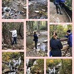 Hiking trip photos