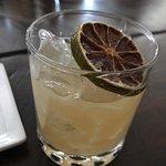 Cocktail at Harvest