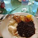 Yummy traditional lunch