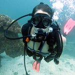 Diving trip in Fujairah