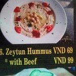 Bild från Zeytun Restaurant
