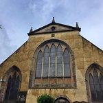 The tombstones of the Greyfriars Kirkyard
