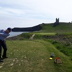 Dunstanburgh Castle Golf Course照片