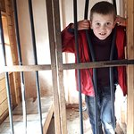 Jail from one of the mini play sets