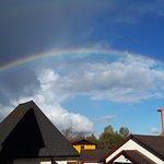 Caught a cool rainbow