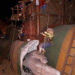 Some of the rides are very short and the models inside VERY old. Giant Gulliver is quite freaky!