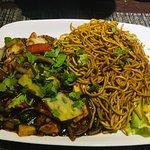 Bilde fra Thai & indisches Restaurant Curry Lounge