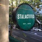 Stalactites Foto