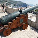 a ceremonial cannon