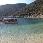 Foto van Porto Vromi Beach
