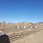 October at the Pueblo.