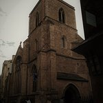 Iglesia por el exterior