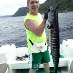The best fishing in costa rica with Fishing adventures.Total Quality