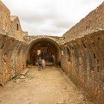 Место расстрела монахов и жителей окрестных поселений