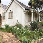 Historic village house