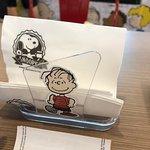 Snoopy Cafe Photo
