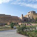 ภาพถ่ายของ Hisor Fortress