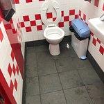 Etat des toilettes
