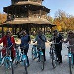 Chinese Tower - English Garden - Munich Oct 2018